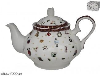Чайник 100мл Lenardi Новогодний 105-595