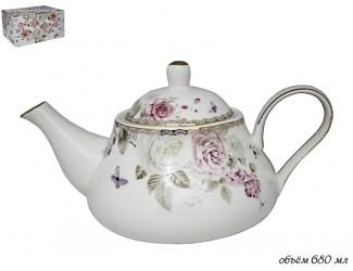 Чайник Lenardi Пионы 105-800