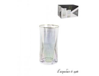 Набор из 6 стаканов для воды Lenardi 121-001