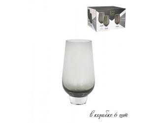 Набор из 6 стаканов для воды Lenardi 600мл 121-018