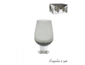 Набор из 6 стаканов на ножке Lenardi 600мл 121-019