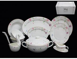 Обеденный сервиз на 6 персон 28 предметов Lenardi Английский сад 125-150