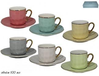 Кофейный сервиз 12 предметов Lenardi 181-050