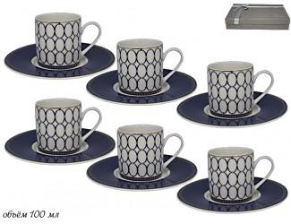 Кофейный сервиз 12 предметов Lenardi 181-060
