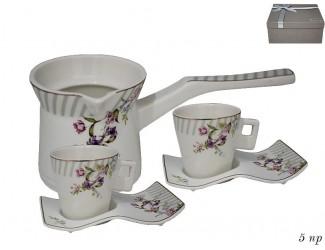 Кофейный набор 5 предметов Lenardi 181-175