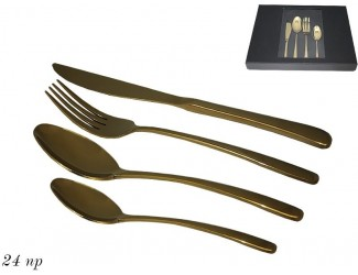 Набор столовых приборов Lenardi 24 предмета 197-009