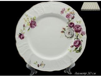 Блюдо 30см Lenardi Maria Rose 226-071
