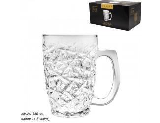 Набор кружек для пива 400мл Lenardi 588-333