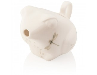 Молочник Lenox Бабочки на лугу 10см (лягушка)