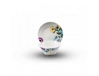 Набор 2 предмета Japonica тарелка+салатник Баттерфляй JDMFDW-30