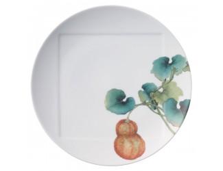 Тарелка обеденная Noritake Овощной букет Тыква 27см NOR1620-9930A06