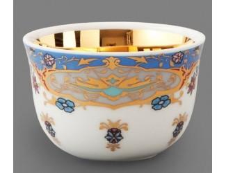 Чашка для арабского кофе 100мл Rudolf Kampf линия Иерусалим декор 2025k