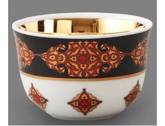 Чашка для арабского кофе 100мл Rudolf Kampf Национальные традиции линия Турция 02110403-2095k