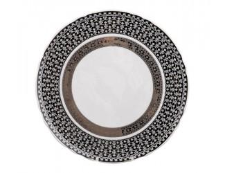 Тарелка суповая 23см 1 шт Rudolf Kampf Национальные традиции линия Сирия декор 2115