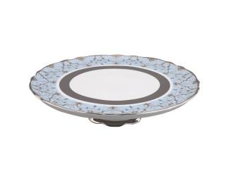 Тарелка для торта на ножке 26см  Rudolf Kampf Национальные традиции линия Иран декор 2065