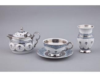 Подарочный набор чайный Rudolf Kampf 1 персона 6 предметов, Линия Иран 2025k 07140824-2065k