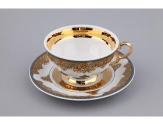Набор чайных нар на 6 персон 12 предметов Rudolf Kampf Национальные традиции 0,20л 07160425-2131