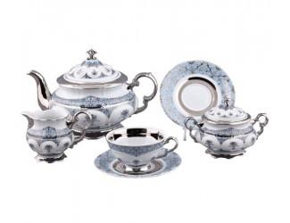 Сервиз чайный Rudolf Kampf Национальные традиции 15 предметов 6 персон (линия Иран)