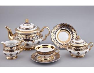 Сервиз чайный Rudolf Kampf Национальные традиции 15 предметов 6 персон (линия Марокко) 07160725-2075k