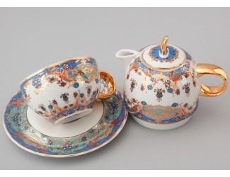 Восточный набор Rudolf Kampf Duo 3 предмета (чайник0,4+чашка0,2), Иерусалим