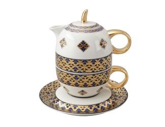 Восточный набор Rudolf Kampf Duo 3 предмета (чайник0,4+чашка0,2)