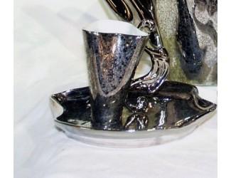 Чайная пара высокая Rudolf Kampf Дали 0,15л 46120414-2251k