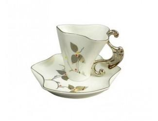 Чайная пара 150мл Rudolf Kampf Дали 46120425-2399k