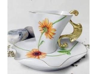 Чашка с блюдцем 150мл Rudolf Kampf Дали 46120425-240Ak