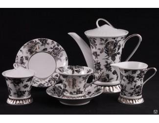 Сервиз чайный Rudolf Kampf Византия 15 предметов на 6 персон 57160725-2201k