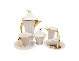 Сервиз чайный Rudolf Kampf Древний Египет 15 предметов 6 персон 61160725-2015