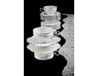 Чайная пара 200мл Rudolf Kampf Юбилейная коллекция декор 2522 68120425-2522