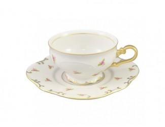Чайная пара 200мл Rudolf Kampf Юбилейная коллекция декор 2524 68120425-2524k