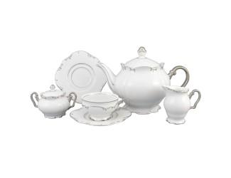 Сервиз чайный Rudolf Kampf Юбилейная коллекция 15 предметов 6 персон 68160725-2522