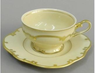 Чайная пара 200мл Rudolf Kampf Юбилейная коллекция декор 2523 68520425-2523