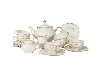 Сервиз чайный Rudolf Kampf Юбилейная коллекция 15 предметов 6 персон 68560725-2523