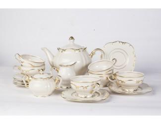 Сервиз чайный Rudolf Kampf Юбилейная коллекция 15 предметов 6 персон 68560725-2523k
