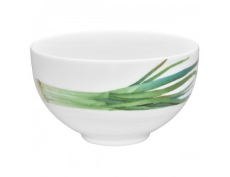 Салатник индивидуальный Noritake Овощной букет Зелёный лук 13 см