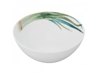 Салатник индивидуальный Noritake Овощной букет Зелёный лук 14см