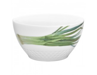 Салатник индивидуальный Noritake Овощной букет Зелёный лук 11см