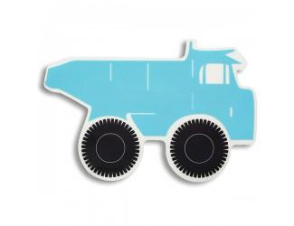 "Салфетка подстановочная 30х43см ""Грузовик"", голубой"
