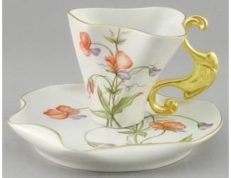 Чайная пара Rudolf Kampf Дали 0,15л 46120425-240Z