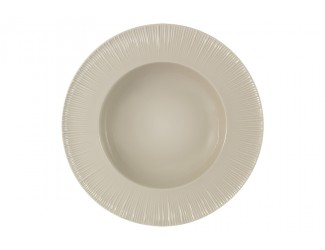 Тарелка суповая (карамель) Home & Style без инд.упаковки