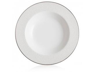 Тарелка суповая Noritake Брум-стрит 25см