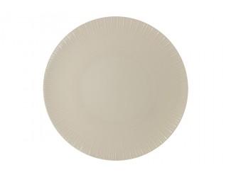 Тарелка обеденная (карамель) Home & Style без инд.упаковки